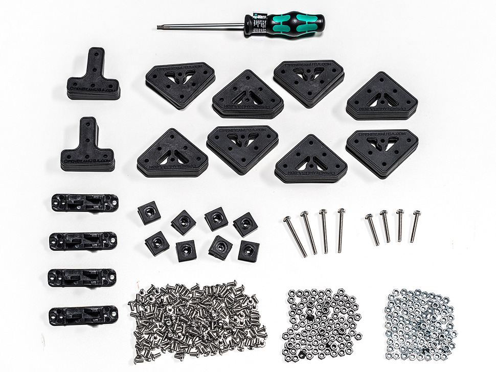openbeam precut machinist kit