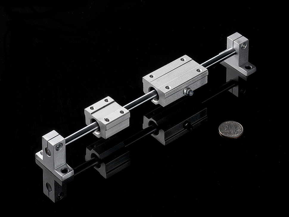 Linear Bearing Platform (Small) - 8mm Diameter - SC8UU