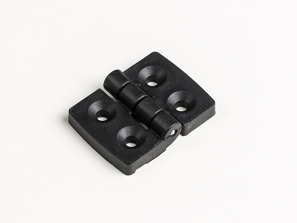 Plastic Hinge for 20x20 Aluminum Extrusion