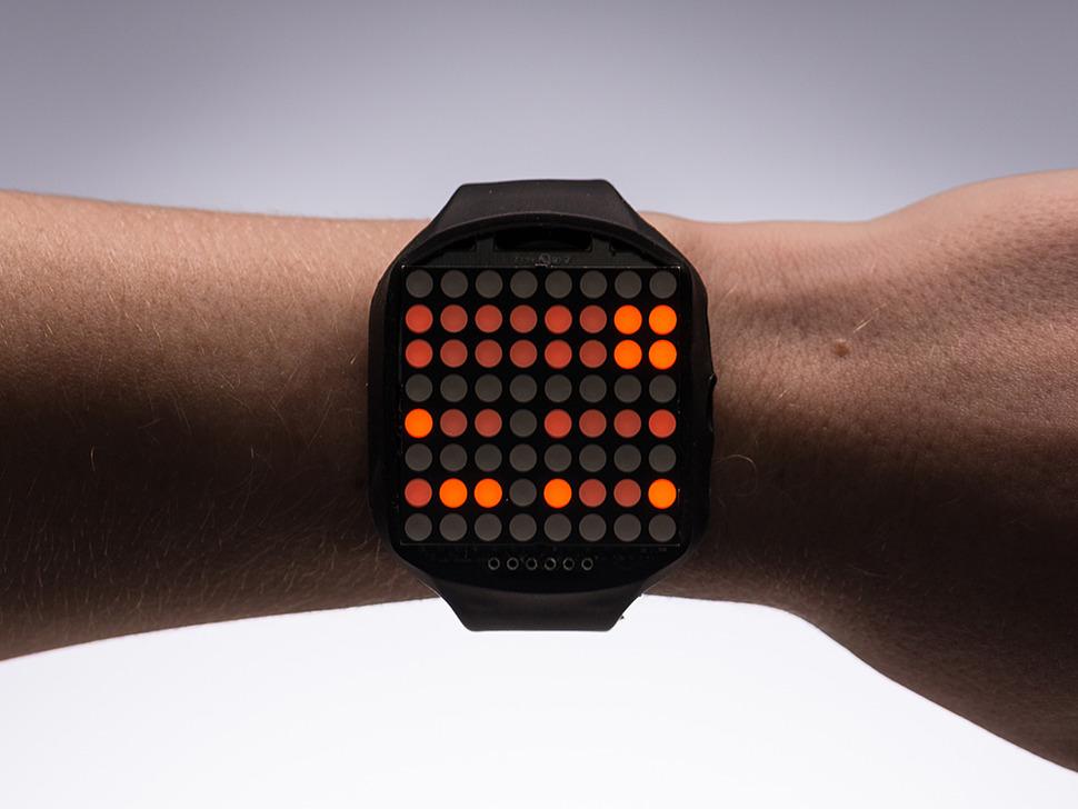 TIMESQUARE DIY Watch Kit - Tangerine Display Matrix