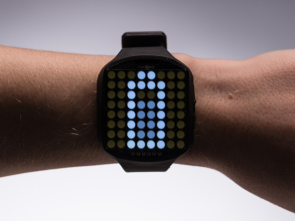 TIMESQUARE DIY Watch Kit - White Display Matrix