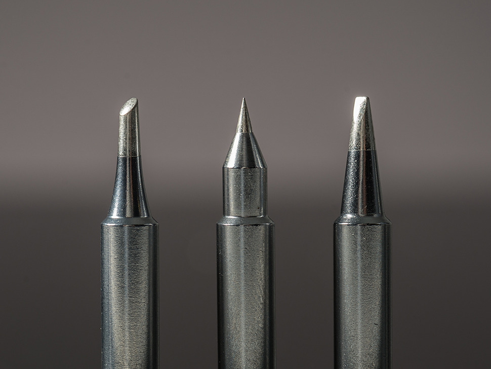 Hakko Soldering Tip: T18-C2 Hoof - For Lead or Lead-Free Use