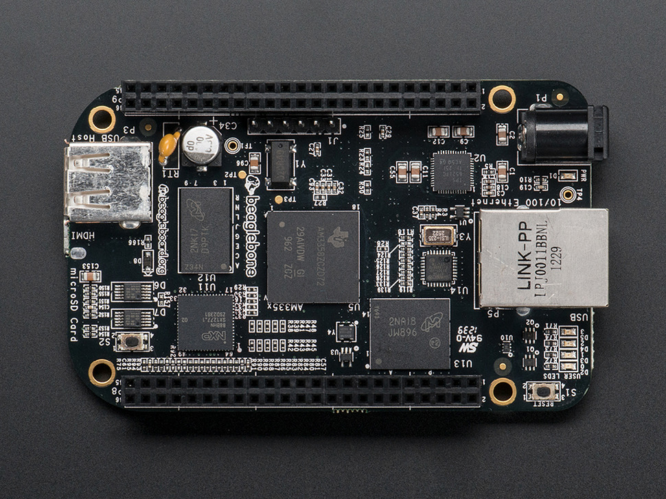 BeagleBone Black - Rev B
