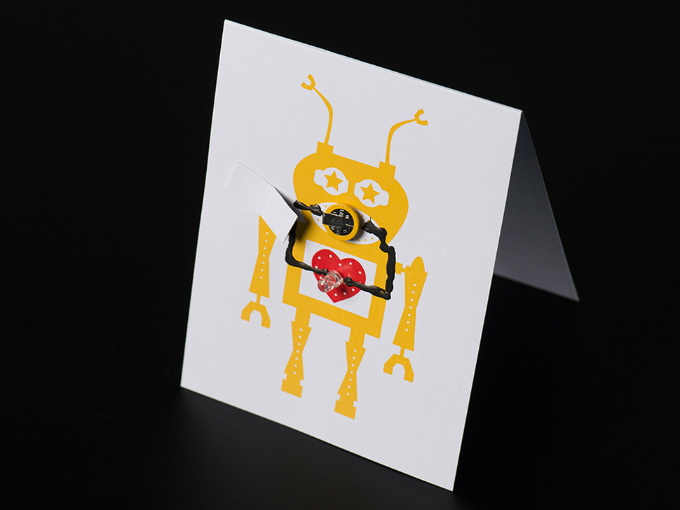 Bare Conductive Greeting Card Kit