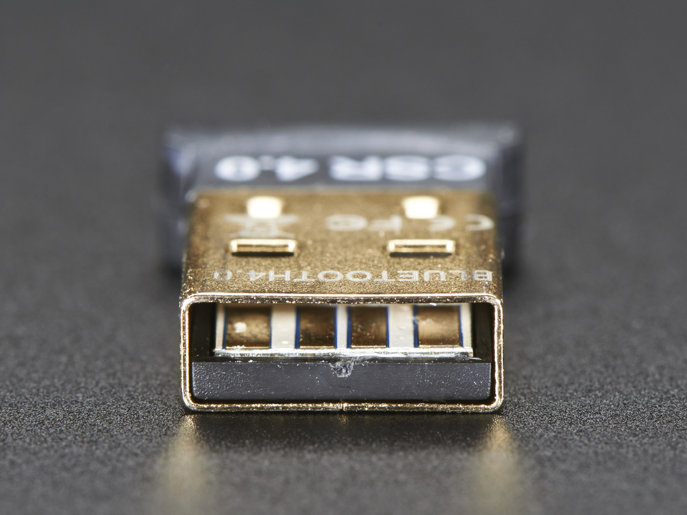 Bluetooth 4.0 USB Module (v2.1 Back-Compatible)