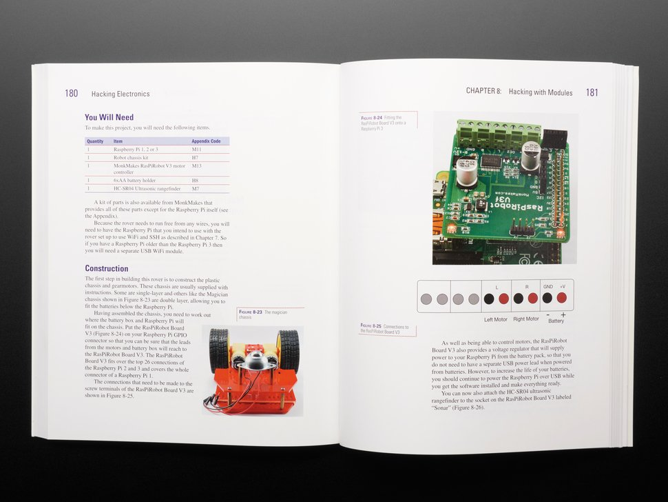 Hacking Electronics by Simon Monk