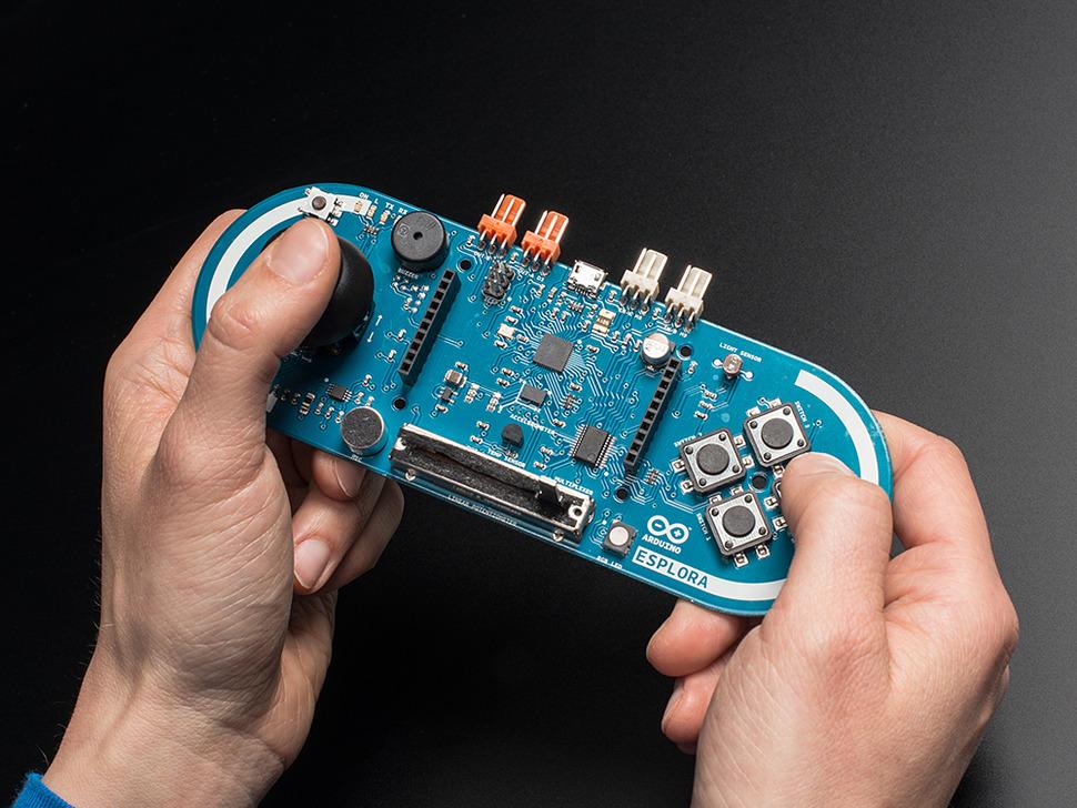 Arduino Esplora