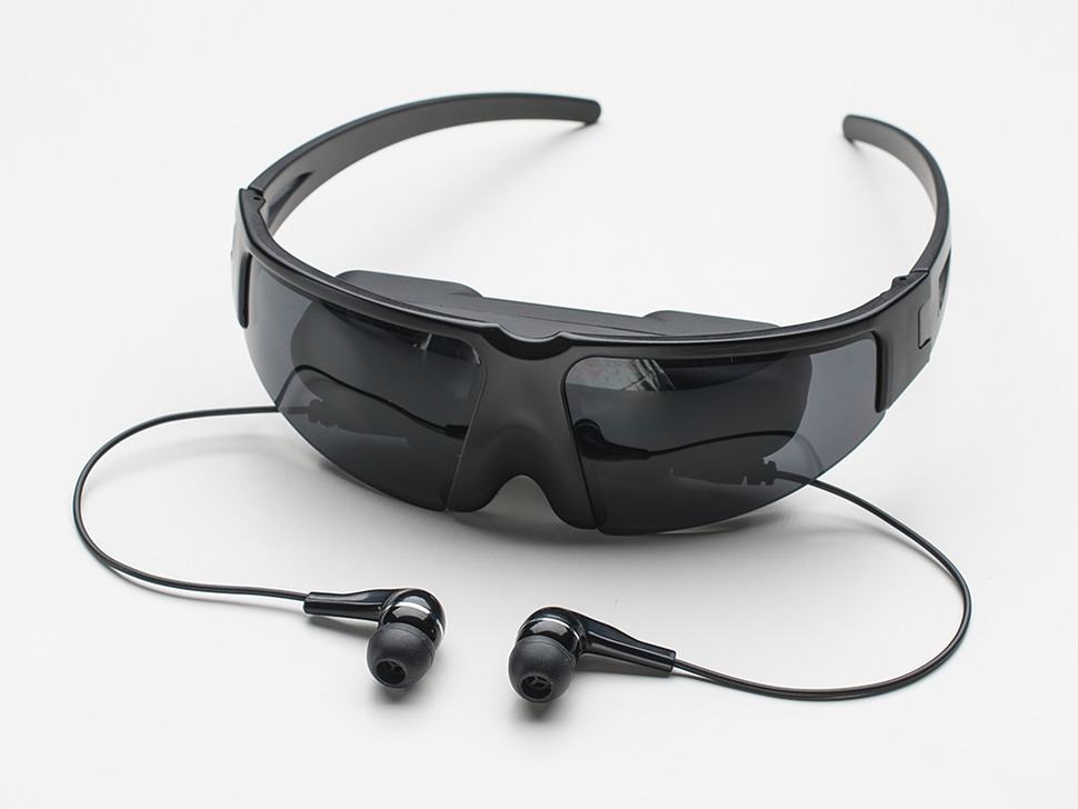 NTSC/PAL (Television) Video Glasses