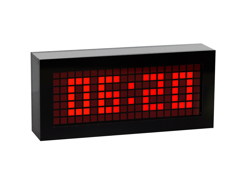 Solder:Time Desk Clock