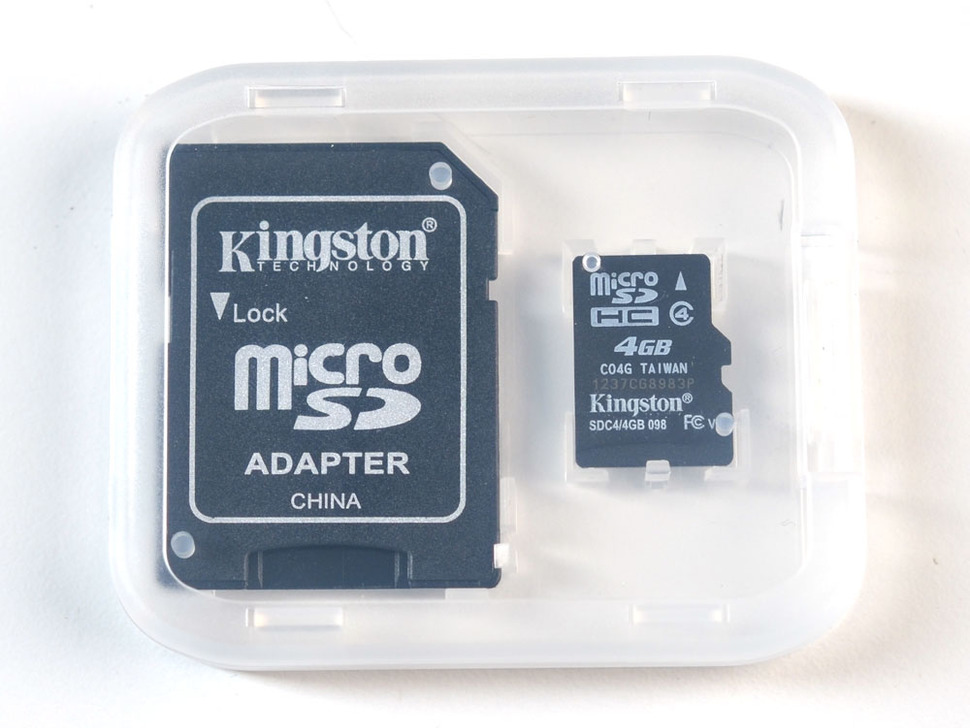 4GB SD Card for Raspberry Pi preinstalled with RaspBMC (XBMC)
