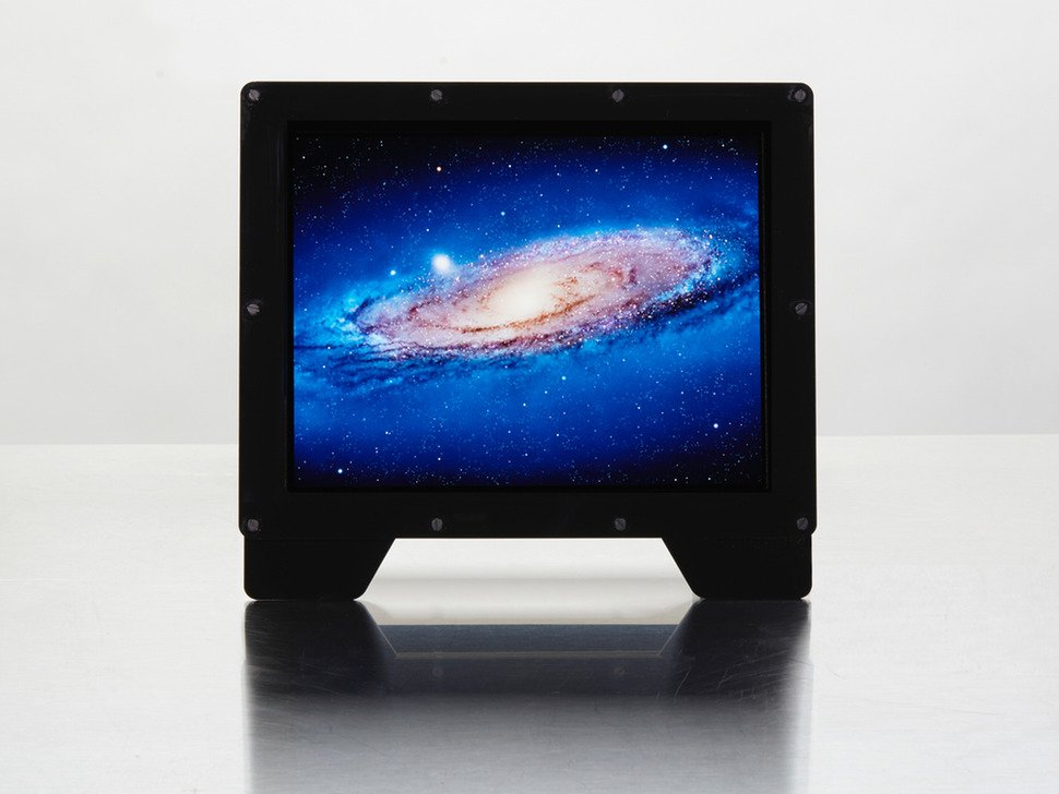 "Adafruit Qualia 9.7"" DisplayPort Monitor - 2048x1536 Resolution"