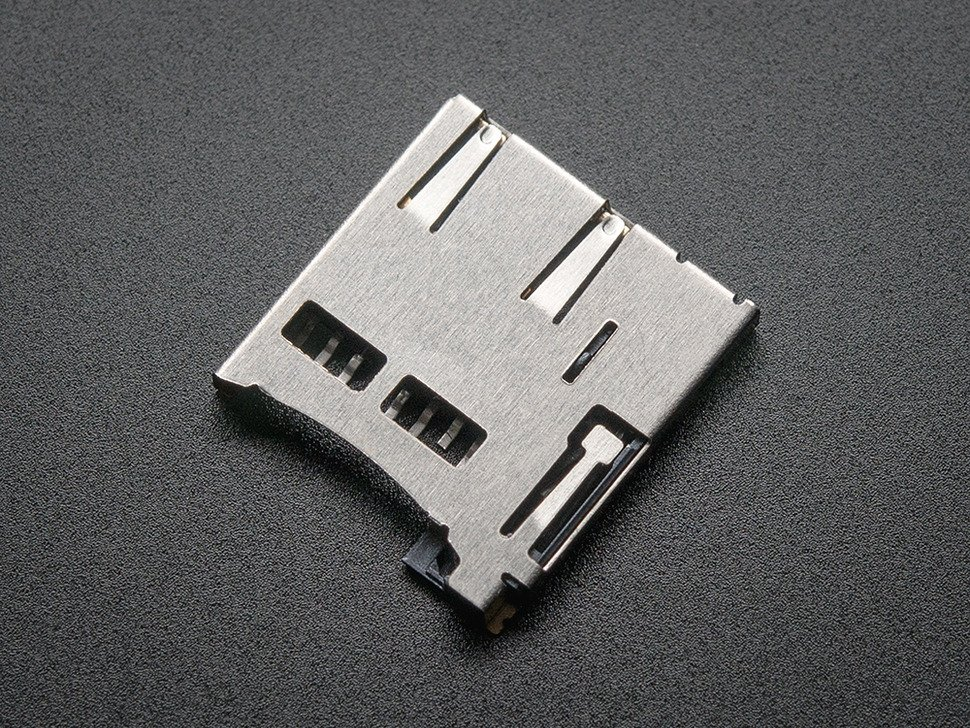 MicroSD Socket
