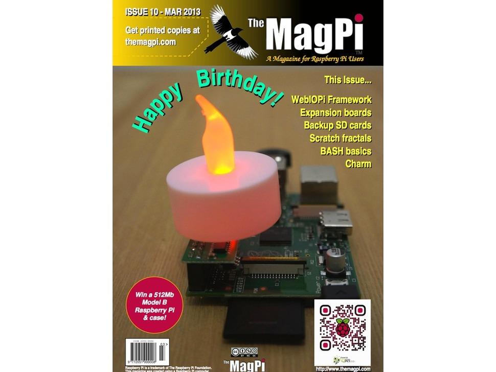 The MagPi - Issue 10
