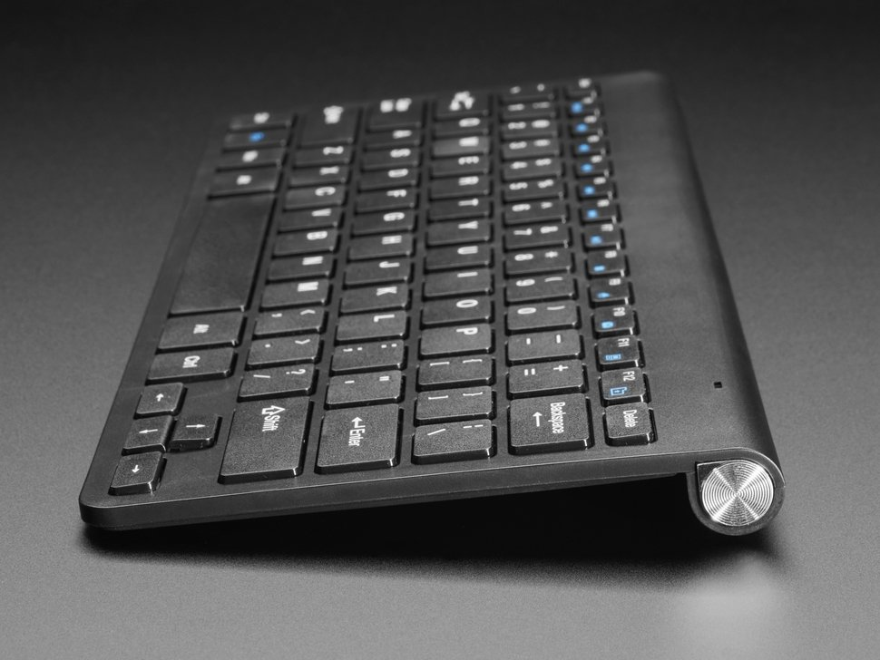 Wireless Keyboard and Mouse Combo - One USB Port!