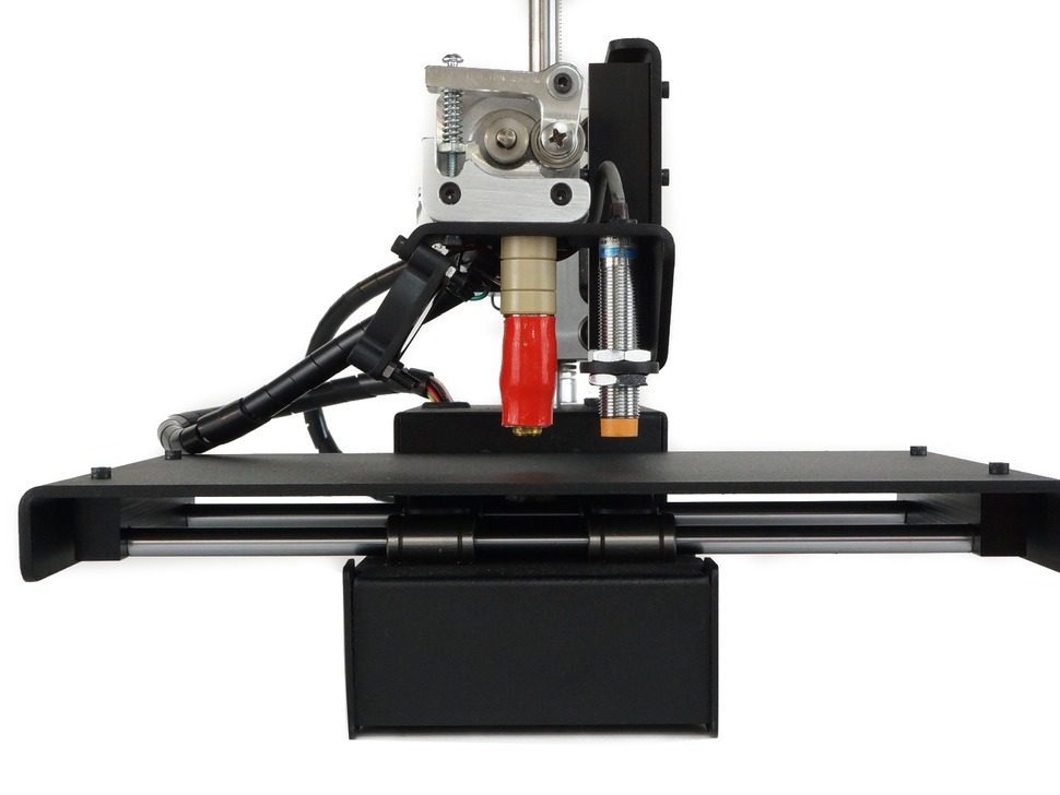 PrintrBot Simple Metal 3D Printer - Black - Assembled