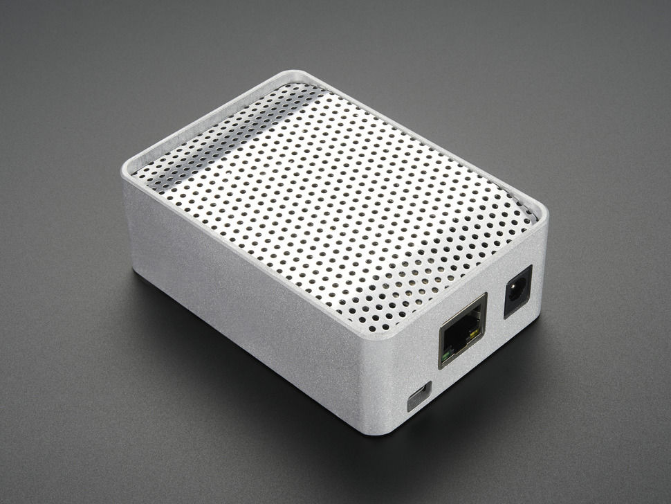 uniBBB - Unibody Aluminum Case for BeagleBone Black