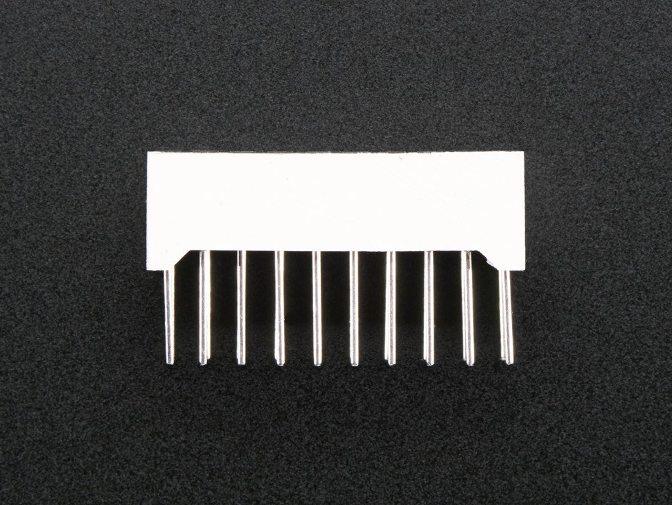 Profile of bargraph