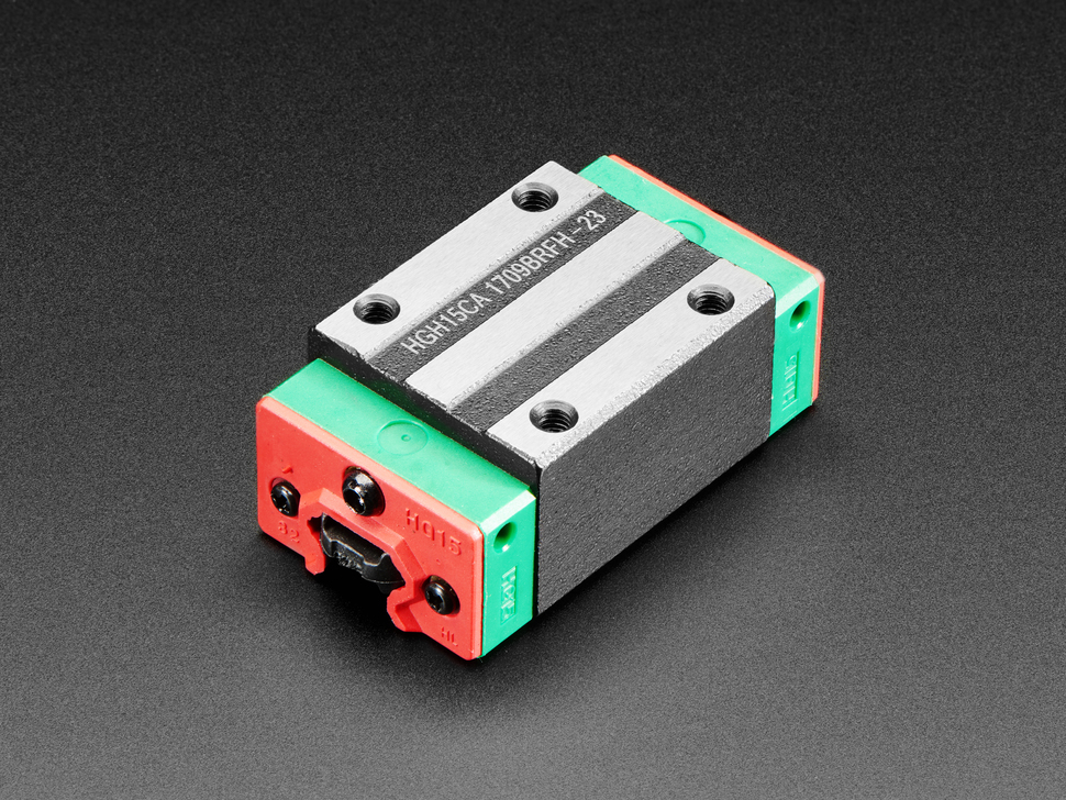 15mm Diameter Linear Bearing Pillow Block