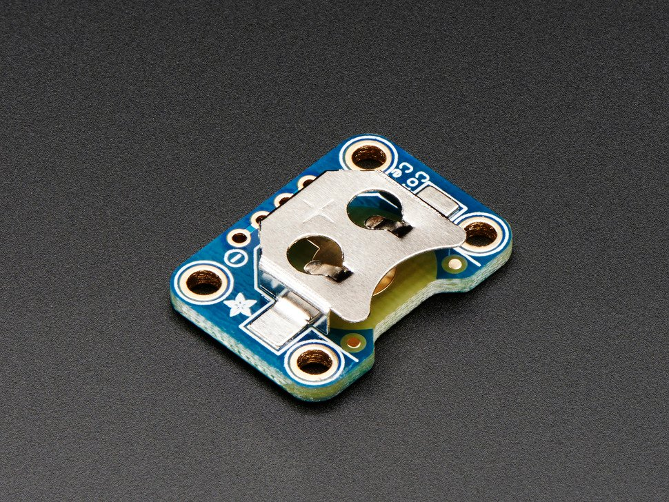 12mm Coin Cell Breakout Board