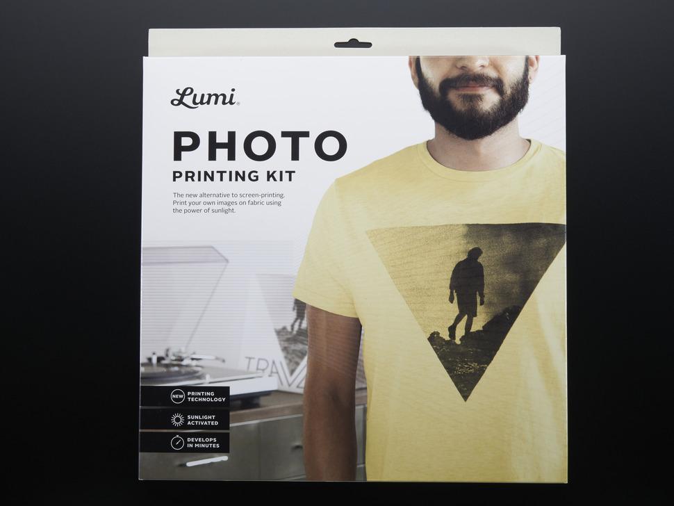 Lumi Photo Printing Kit packaging