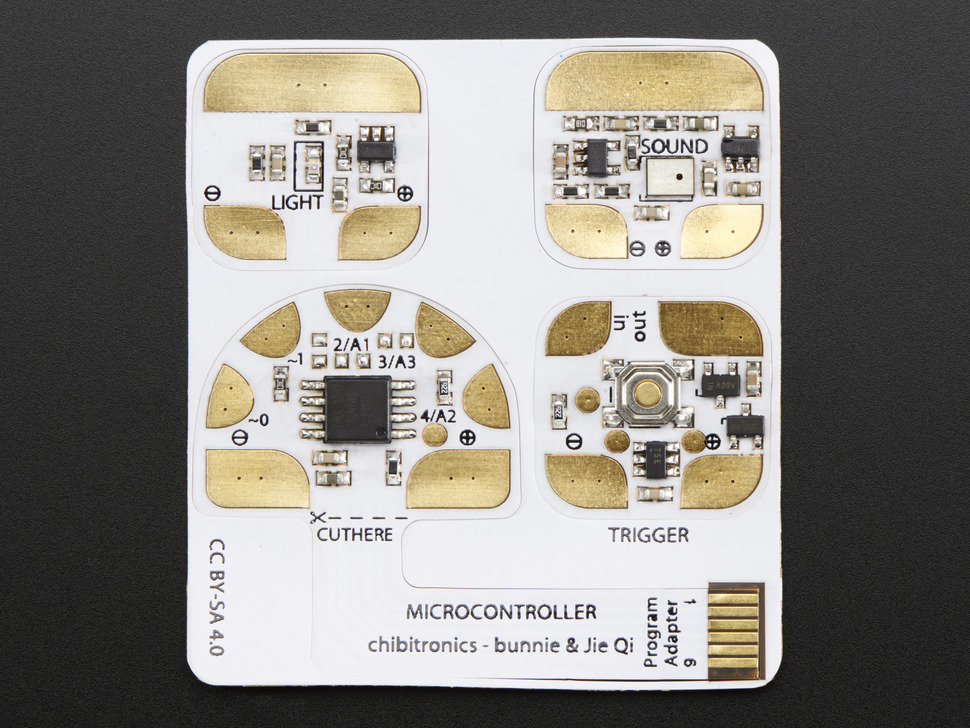 Chibitronics Sensors Add-On Pack
