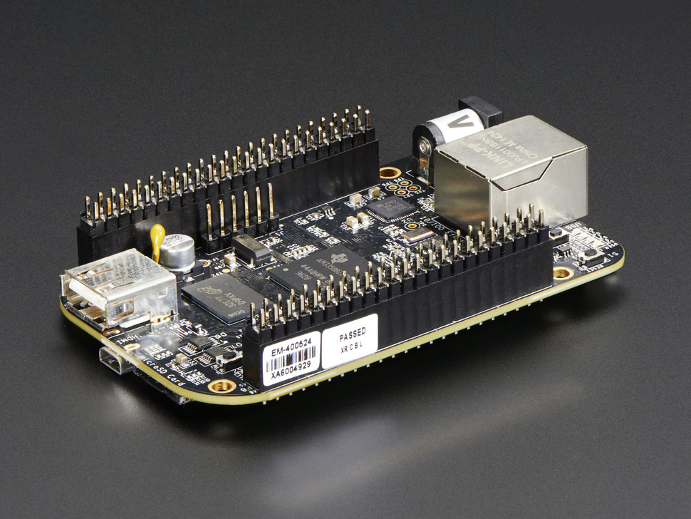 2x23 Male Headers for BeagleBone Black - Two Pack!