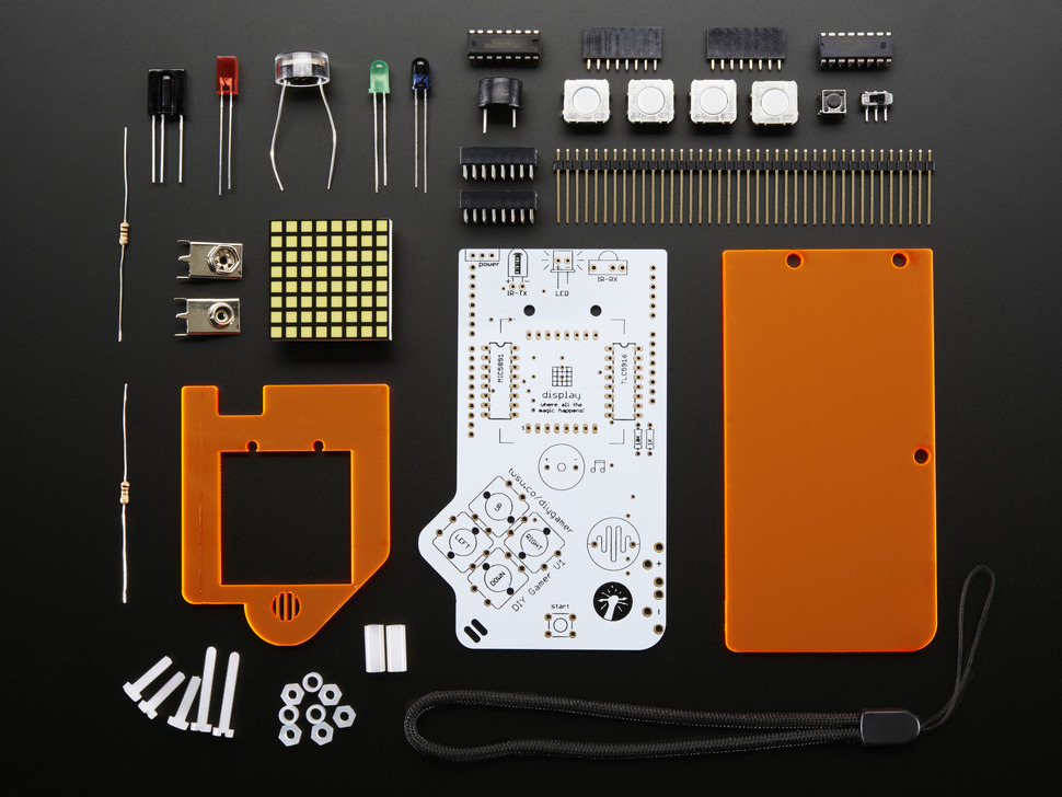 DIY Gamer Kit from Technology Will Save Us