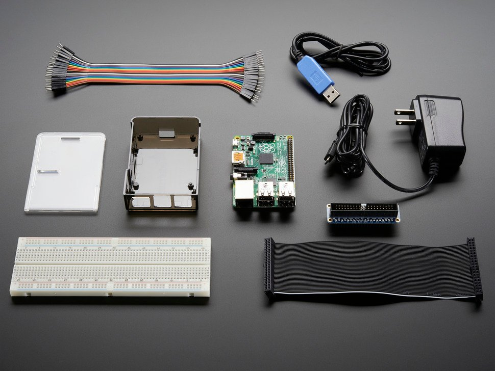 Raspberry Pi 1 Model B+ Starter Pack - Includes a Raspberry Pi 1