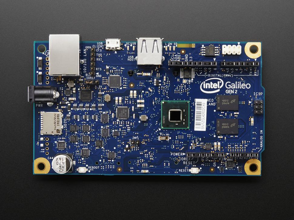 Intel® Galileo Development Board (Gen 2) - Arduino Certified - Gen 2