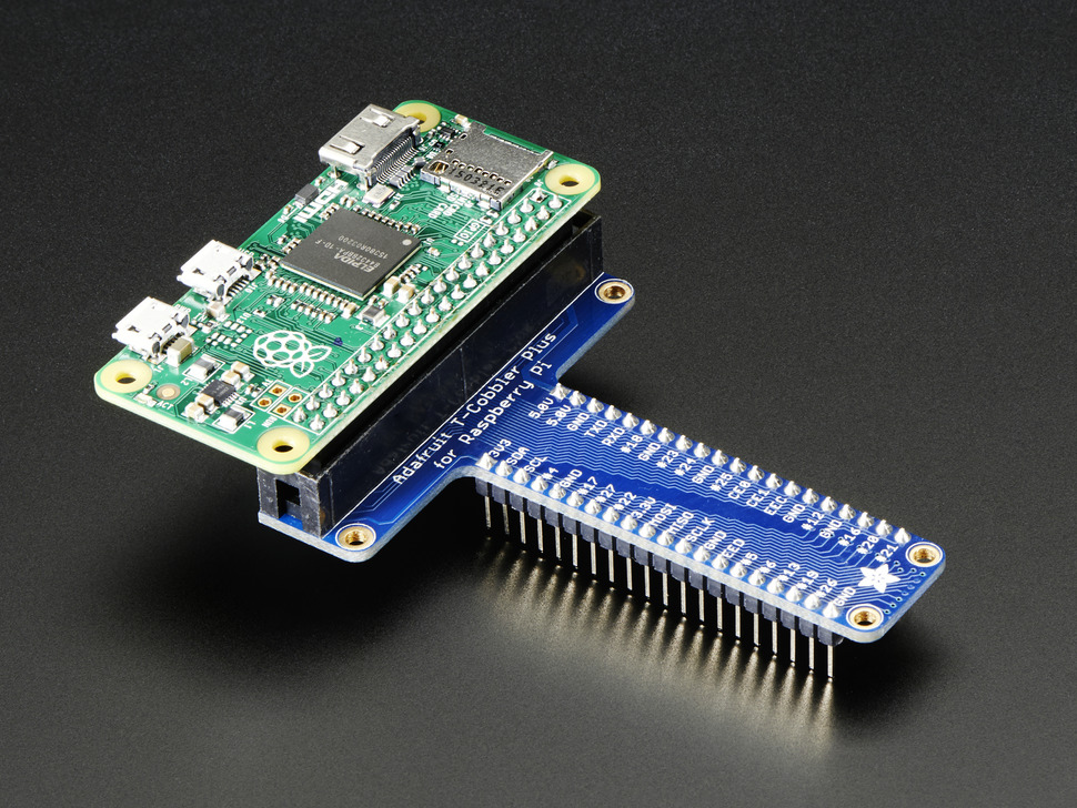 GPIO Header for Raspberry Pi A+/B+/Pi 2/Pi 3/Pi 4/Zero - 2x20 Female Header