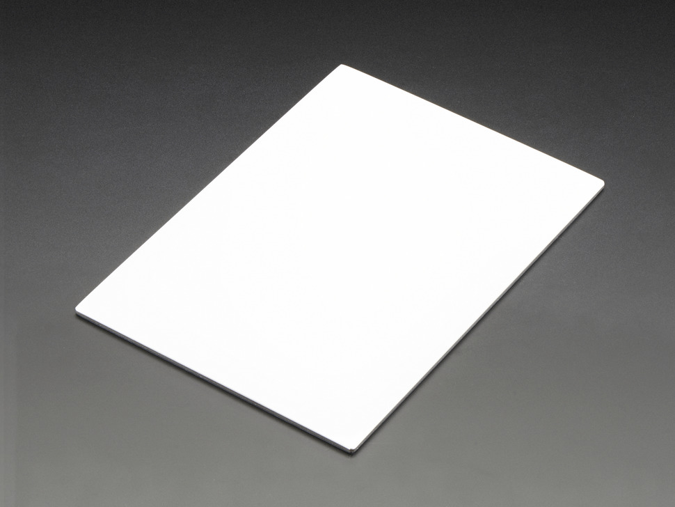 PRINTinZ Flexible 3D Printer Plate for Printrbot - 168mm x 237mm