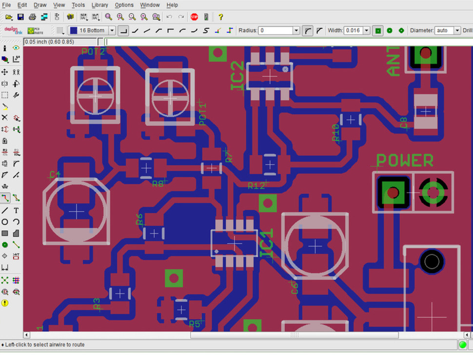CadSoft EAGLE Learn PCB Design Software V7 - .EDU - 1 User