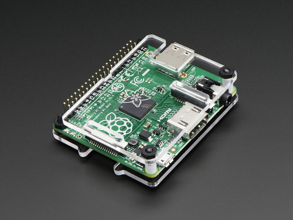 Adafruit Pi Protector for Raspberry Pi Model A+