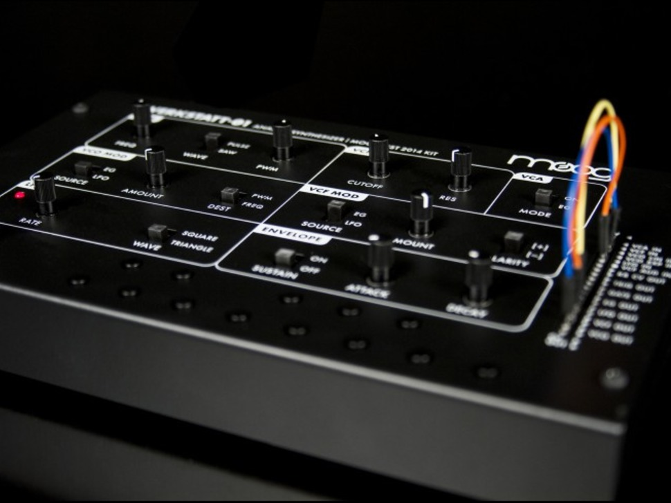 Werkstatt-Ø1 Kit from Moog