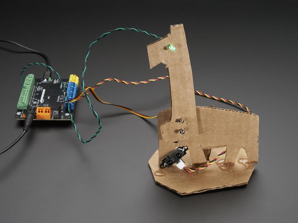 Hummingbird Duo Premium Robotics Kit