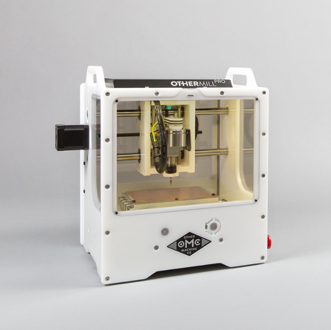 Othermill Pro - Compact Precision CNC + PCB Milling Machine
