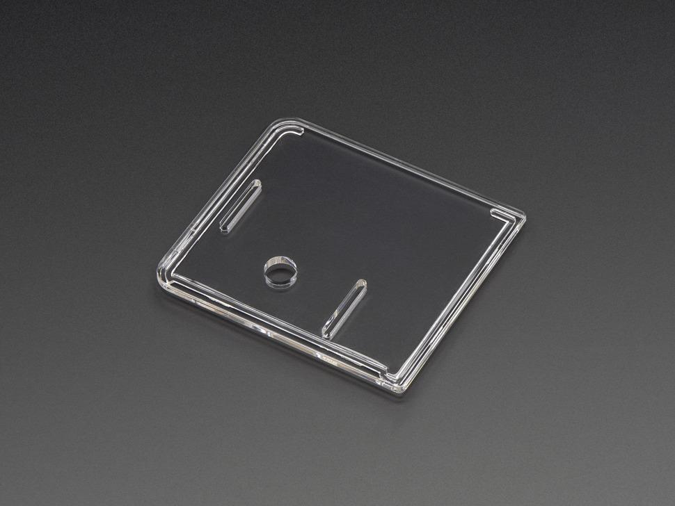 Raspberry Pi Model A+ Case Lid - Clear