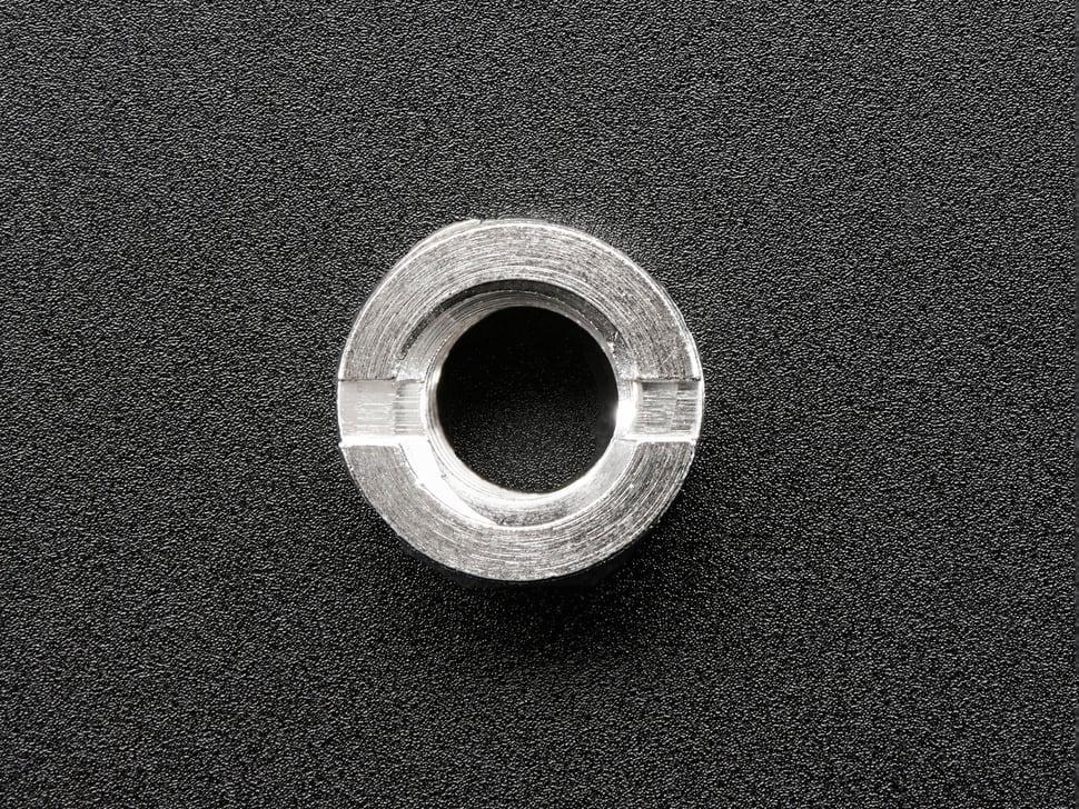 Top of screw detail