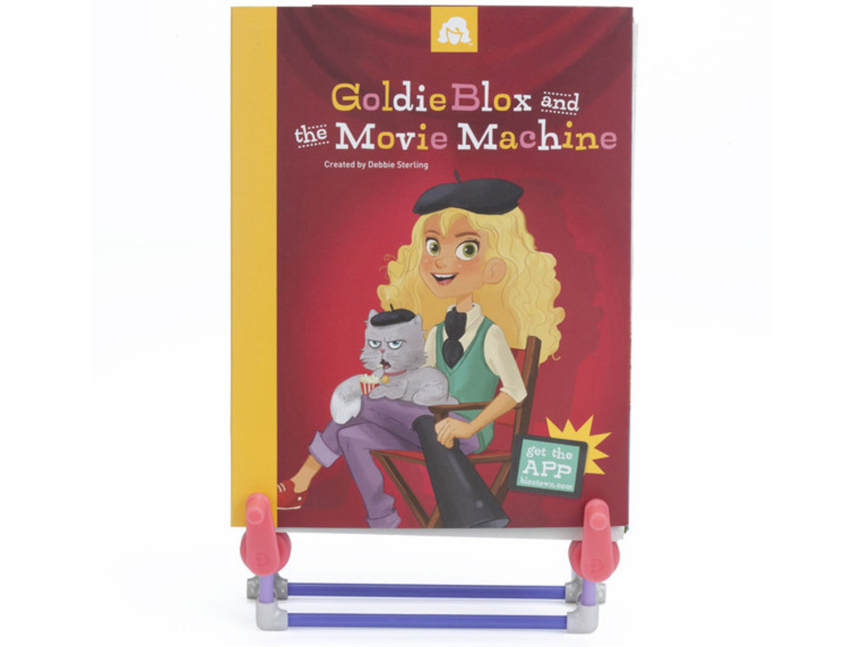 Goldie Blox and the Movie Machine