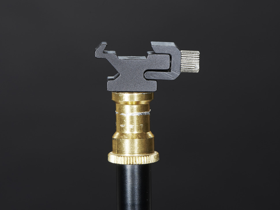 "Camera Shoe Mount / Bracket - Connects to 1/4"" screw"