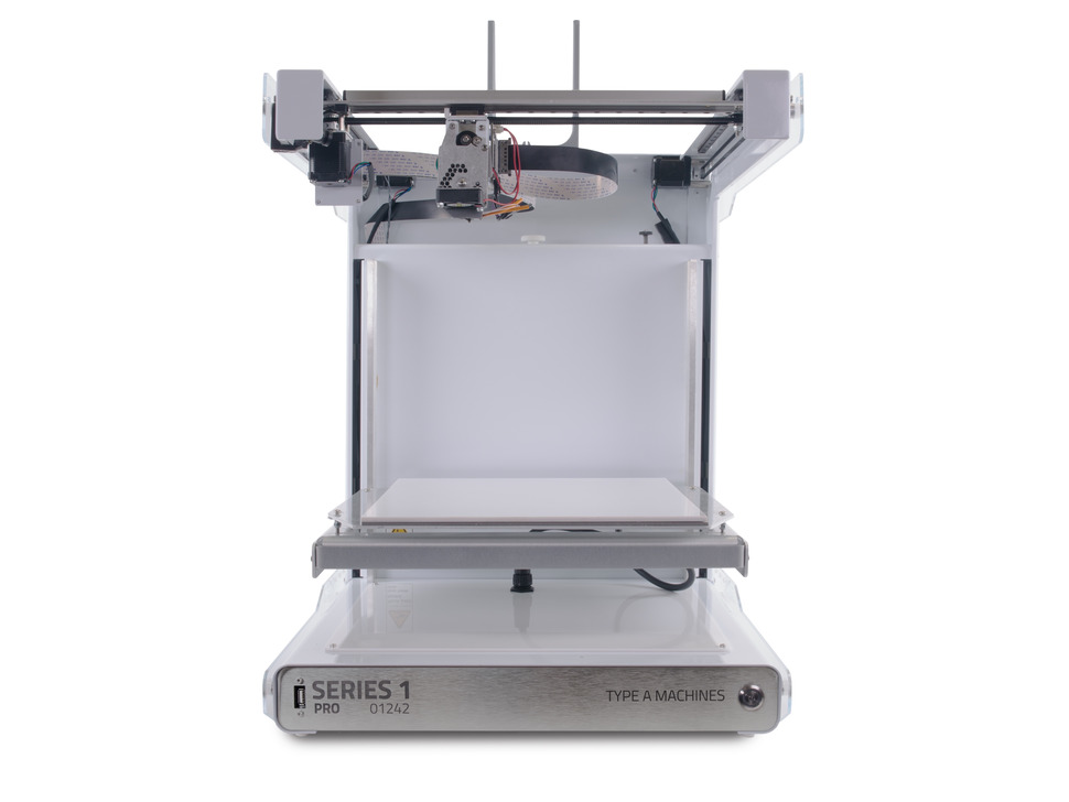 Type A Machines Series 1 Pro 3D Printer