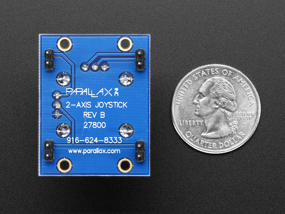 2-Axis Joystick