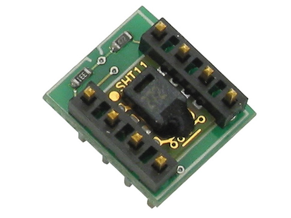 Sensirion Temperature/Humidity Sensor [SHT11] ID: 246 ...