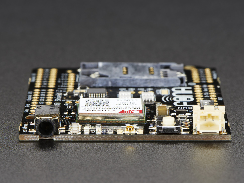 Adafruit FONA 800 Shield - Voice/Data Cellular GSM for Arduino