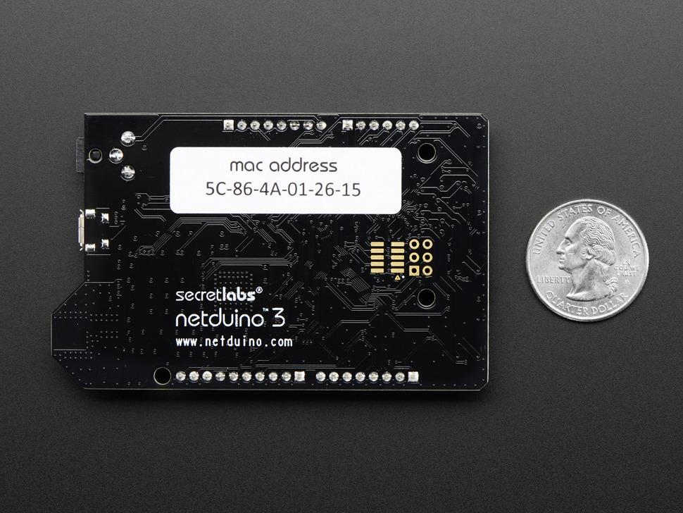 NETduino 3 WiFi (.NET-programmable microcontroller)