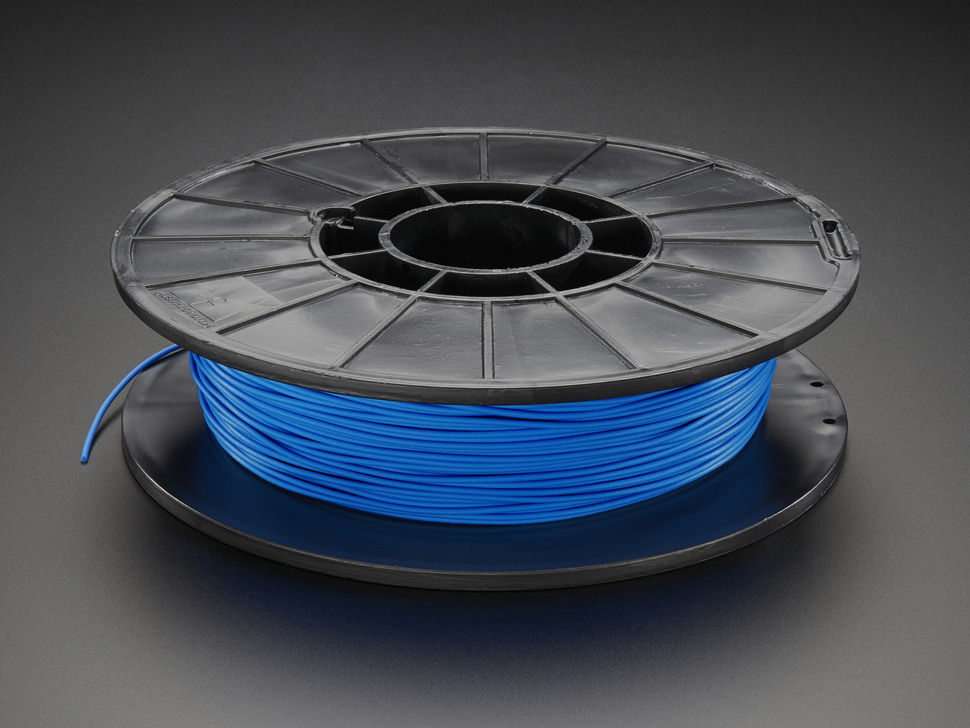 NinjaFlex - 1.75mm Diameter - Sky Blue - .50 Kg