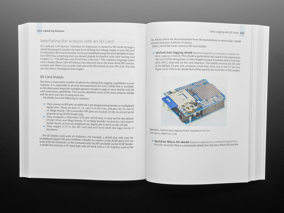 Exploring Arduino: Tools and Techniques for Engineering Wizardry - 2nd Edition by Jeremy Blum