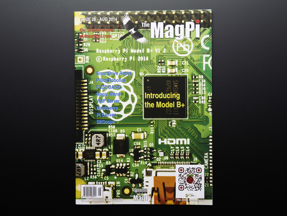 The MagPi - Issue 26