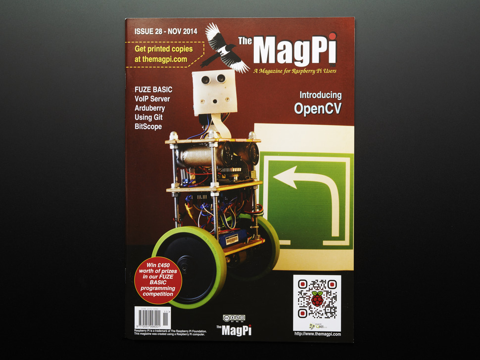 The MagPi - Issue 28