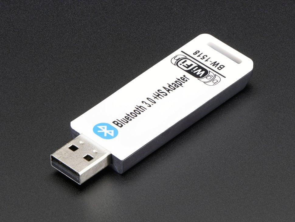 Bluetooth / WiFi Combination USB Dongle
